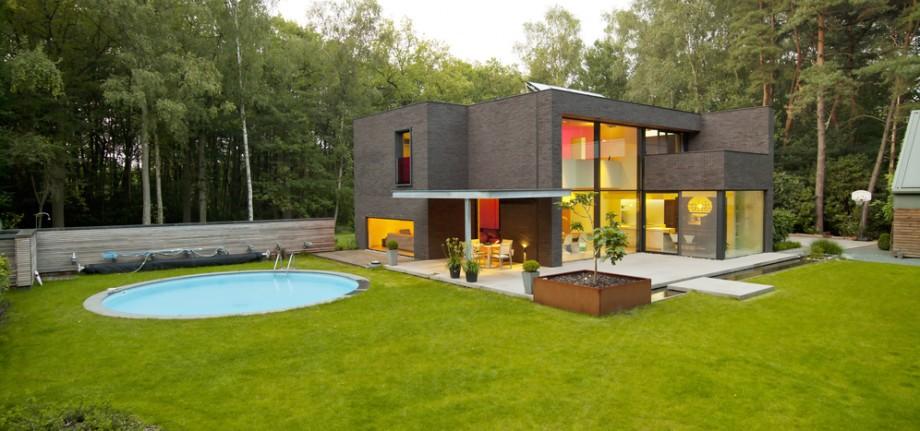 Ventana y puerta corrediza aluminio b lgica casa privada for Puerta ventana corrediza aluminio